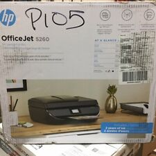 HP OfficeJet 5260 All-in-One Printer | Print Copy Scan Fax Photo | Z4B13A