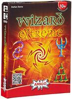 Amigo 00903 Wizard Extreme Kartenspiel Familienspiel Gesellschaftsspiel