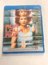 Run Lola Run Pre-owned Bluray Disc
