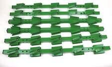 Eckpfosten Set grün für Doppelkomposter Eigenbau Grundkomposter Bausatz ALU