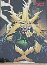 2009 Marvel SPIDER-MAN ARCHIVES Foil Parallel Card #22 ELECTRO