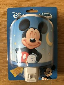 Disney Mickey Mouse Magic Night Light