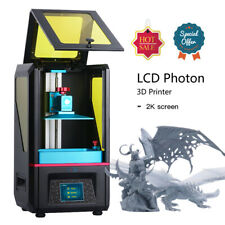 ANYCUBIC SLA Photon LCD 3D Printer Assembled Innovation Off-line Print UV Resin