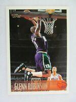 Glenn Robinson Milwaukee Bucks 1996 Topps Basketball Card 122