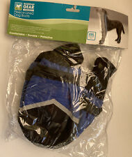 Guardian Gear Fleece Lined Dog Boots, Size XXL:  Comfortable, Durable, Protects