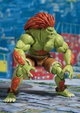 Bandai S.H. Figuarts Street Fighter Blanka NUOVO
