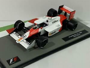 Ayrton Senna 1998 McLaren MP4/4 F1 1:43 Scale New