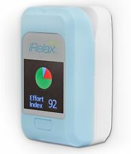 iRelax Biofeedback Personal Stress Management Device for relaxation training