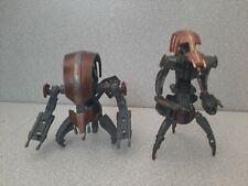 Star Wars-The Clone Wars-destructor Droid Figura De Acción Suelta * *