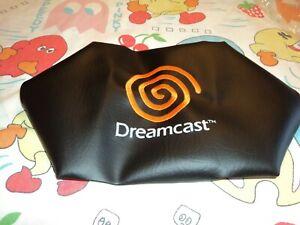 Sega Dreamcast /Custom Made Dust Cover / Orange Logo / NEW!!!