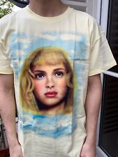 Winona Ryder Vintage Airbrush Movie T-shirt (Edward Scissorhands)