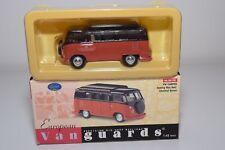 # VANGUARDS VA 08100 VW VOLKSWAGEN CAMPER RED BROWN MINT BOXED