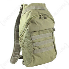MOLLE 3L WATER PACK RUCKSACK - Coyote - Hiking Walking Utility Bag