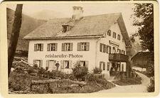 Cdv. Berchtesgaden, Orig.-Photo um 1890