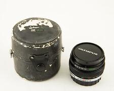 OLYMPUS OM-SYSTEM G.ZUIKO AUTO-W 28mm F3.5