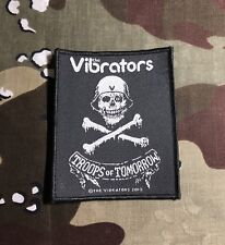 The Vibrators Woven Patch V005P Buzzcocks Misfits The Damned New York Dolla