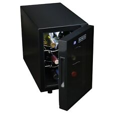 Koolatron-Urban Series 6-Bottle Wine Cellar-Black