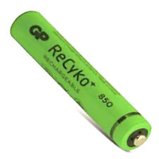 AAA GP Rechargeable 850 mAh recyko Battery 850mAh
