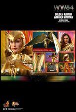 (Pre Order) Hottoys Wonder Woman 1984 Golden Armor Deluxe Version (Q2-Q3 2021)