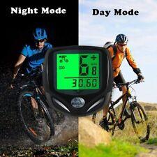 Bike Speedometer Waterproof Wireless Bicycle Bike Computer and Cycling Odometer
