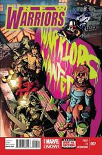 New Warriors #7 (NM) `14 Yost/ To
