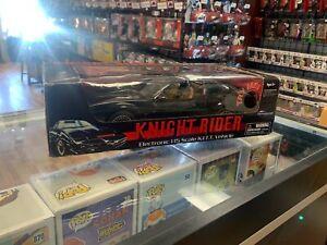KITT 1/15 Electronic Diecast (Knight Rider, Diamond Select) **TESTED & WORKING**