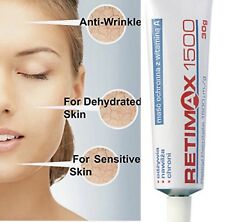 Retinyl Retinol A Dry Eczema Acne Wrinkle Vitamin Cream For Sensitive Skin 1 UK