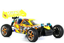 HSP 1/10 Scale 2.4Ghz RTR 18cxp Gas 4WD Remote Control Leopard RC Nitro Buggy