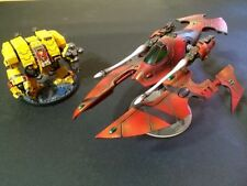Red Fully Assembled & Painted Warhammer 40K Miniatures