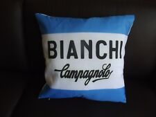 Bianchi Campagnolo team cycling cushion cover super record coppi