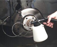 EMBRAGUE de freno de coche Kit de líquido de purga hemorragia & Air Powered herramienta neumática de vacío