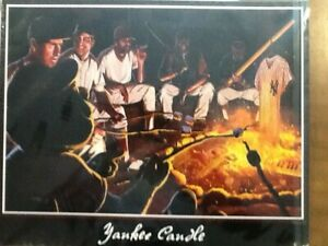 """16 X 20 Boston Red Sox """" Yankee Candle """" Poster"""