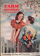 JUNE 1940 FARM JOURNAL AND THE FARMER'S WIFE MAGAZINE-VINTAGE ADS-RARE