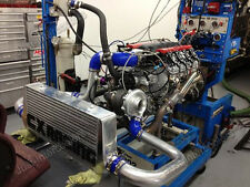 CXRacing T4 Single DIY Turbo Manifold Header Kit For LS1 LSx LQx LMx Motor