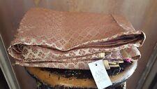 Abc Carpet Home Silk Fabric 7 Yard Bulk $325 Silk Brocade Xlong Drapes Curtains