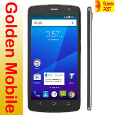 Brand New Unlocked Telstra Slim Plus ZTE Blade L5 Dark Blue 3G Mobile Phone