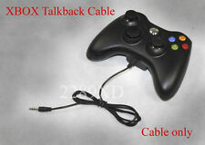 Xbox LIVE CHAT Talkback Cable for Skullcandy SLYR PLYR1 PLYR2 Gaming headset