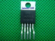 10pc TDA2003L Encapsulation:TO220,10W Car Radio Audio Amplifier10W