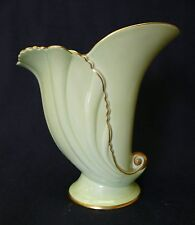 Outstanding Carlton Ware Made in England Cornucopia Vase!