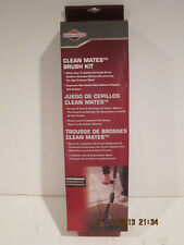 BRIGGS&STRATTON CLEAN MATES BRUSH KIT, BRAND NEW IN FACTORY SELED PACKAGE!!!!!!!