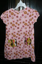 sz 5 Blessed be the Name pink dress short sleeve pockets boutique VGUC