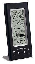 GEPRÜFTE B-WARE Wetterstation Nova TFA 35.5019 Funkthermometer Wetterwarnung