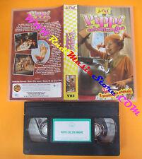 VHS film PIPPI CALZELUNGHE SKORPION JUNIOR 90 minuti (F33) no dvd