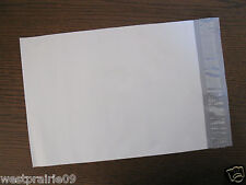 "200 Poly Mailers 9""x12"" Self Seal Plastic Shipping Bags Envelopes Canada"