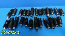 25x Assorted Endotracheal Tube Adapters Connectors Various Sizes 18825