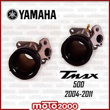 COLLETTORI ASPIRAZIONE DESTRO SINISTRO YAMAHA T-MAX TMAX 500 2004 2011 INIEZIONE