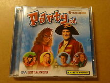 CD / STUDIO 100 PARTY CD (K3, SPRING, PIET PIRAAT, MEGA MINDY, BIG,..)