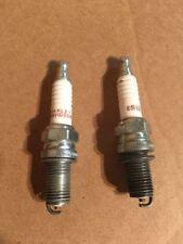Genuine Harley Davidson 6R12 Spark Plugs plug pair set