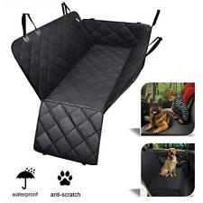 Dog Car Seat Cover Rear Back Car Seat Protector Pet Cat Travel Hammock Mat Bed