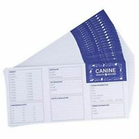 Dog Vaccination Record 24 Pack Dog Vaccines, Puppy Shot Pet Health Record